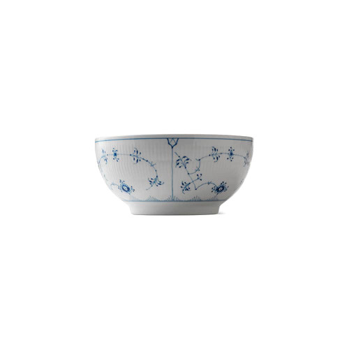 Royal Copenhagen Blue Fluted Plain Bowl, 3.25 Qt