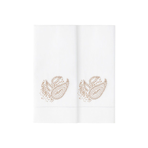 Yves Delorme Apparat Guest Towels set of 2