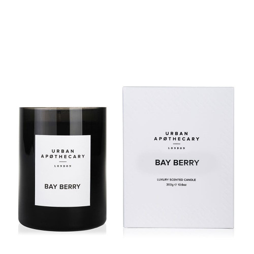 Urban Apothecary Bay Berry Candle 300g