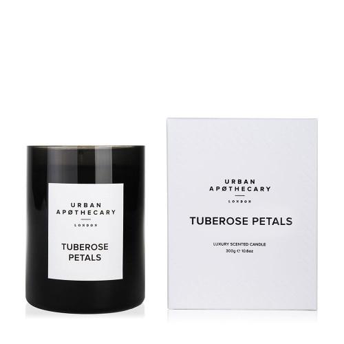 Urban Apothecary Luxury Tuberose Petals Candle 300g