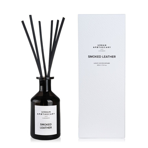 Urban Apothecary Smoked Leather Diffuser 200ml