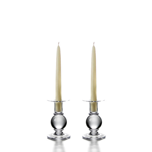 Simon Pearce Hartland Candlestick - Small - Set of 2