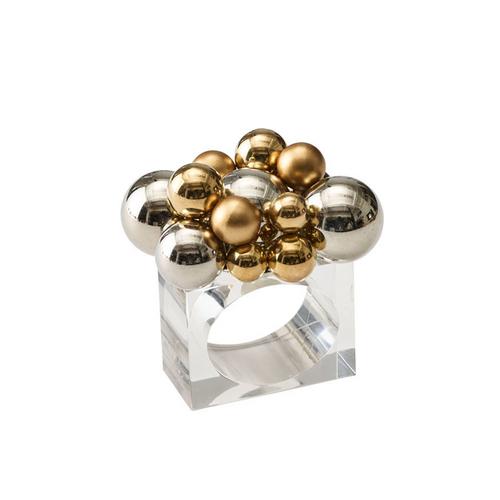 Kim Seybert Bauble Napkin Ring