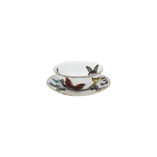 Vista Alegre Christian Lacroix Butterfly Parade Consomme cup & saucer