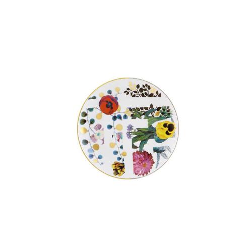 Vista Alegre Christian Lacroix Primavera Dessert Plate