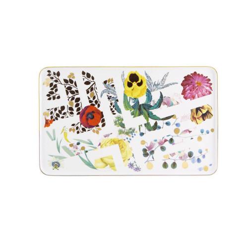 Vista Alegre Christian Lacroix Primavera Rectangular Platter
