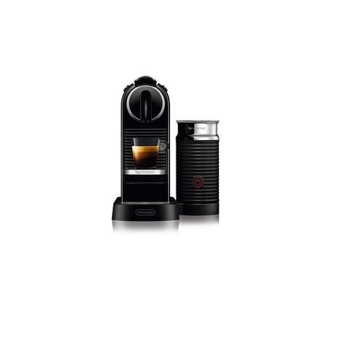 De'Longhi Nespresso CitiZ & Milk Espresso Maker - Black