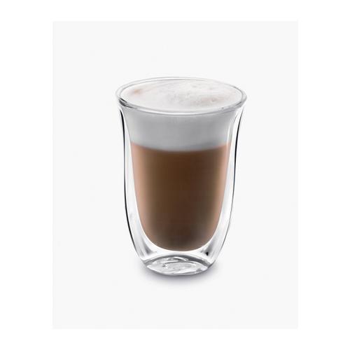 De'Longhi 2 Latte Double Wall Thermal Glasses