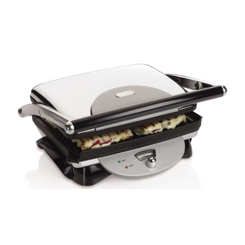De'Longhi 5 in 1 Indoor Grill, Griddle and Contact Press