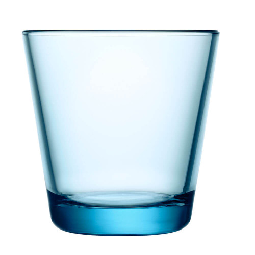 iittala Kartio Tumbler 7 oz Light Blue - Set of 2