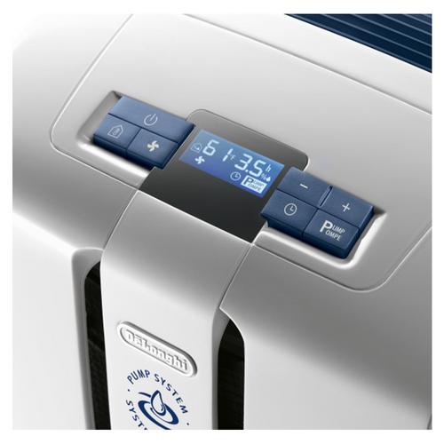 De'Longhi Energy Star 2.0 50 Pint Dehumidifier with Pump and AAFA certification