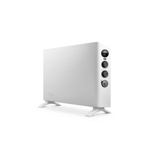 De'Longhi SlimStyleDigital 1500W Convection Panel Heater with Dual Fan