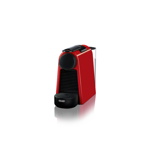 Nespresso Essenza Mini Espresso Machine by De'Longhi - Red