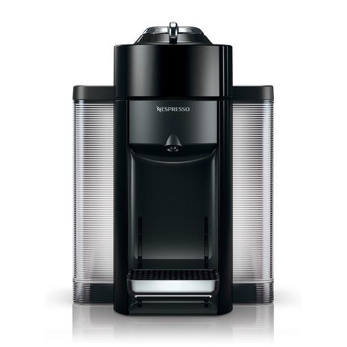 Nespresso Evoluo Coffee and Espresso Maker by De'Longhi - Black