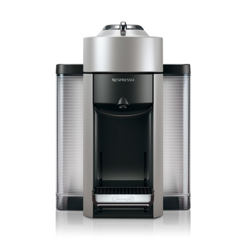 Nespresso Evoluo Coffee and Espresso Maker by De'Longhi - Silver