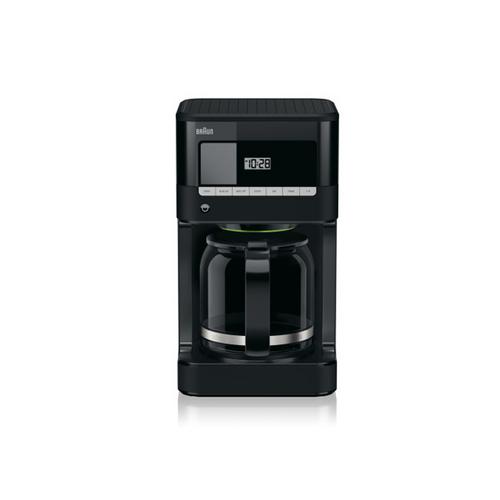 Braun BrewSense 12-Cup Drip Coffee Maker - Black - KF7000BK