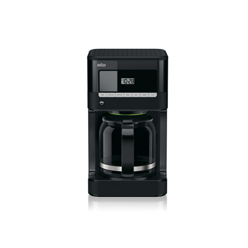 Braun BrewSense 12-Cup Drip Coffee Maker - Black - KF7000BK