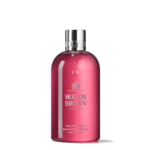 Molton Brown Bath & Shower Gel - Fiery Pink Pepper