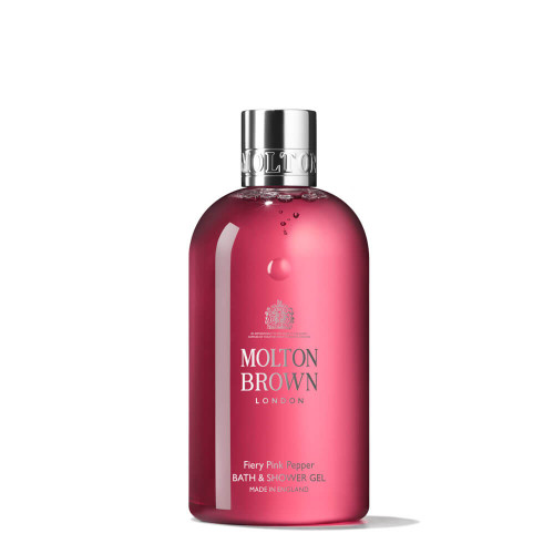 Molton Brown Bath & Shower Gel - Fiery Pink Pepper