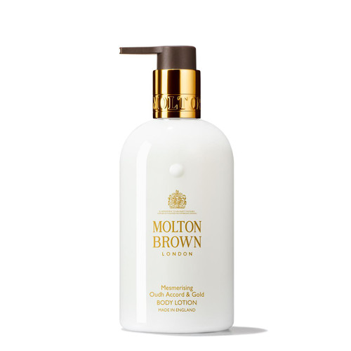 Molton Brown Body Lotion - Mesmerizing Oudh Accord & Gold