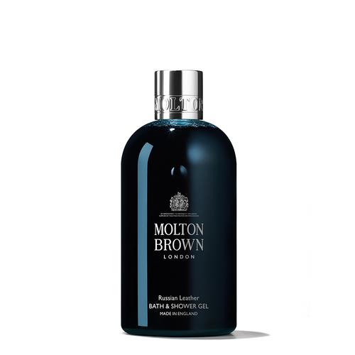 Molton Brown Bath & Shower Gel - Russian Leather