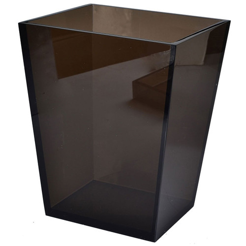 Mike & Ally Smoked Ice - Straight Wastebasket & Liner