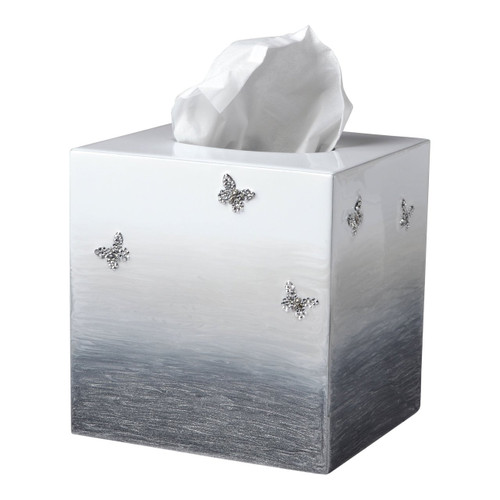 Mike & Ally Breeze - Gray - Boutique Tissue