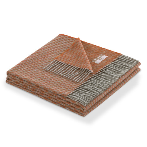 Marzotto Grifone Cashmere/Wool Throw