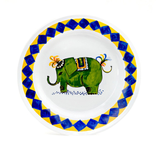 "Otium Elefant 10.5"" Dinner Plate"