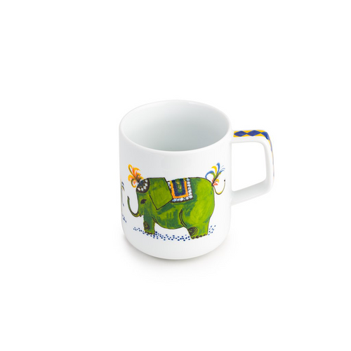 Otium Elefant Mug - Set of 4