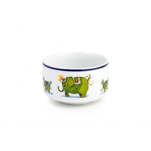 "Otium Elefant 3.0"" Olive Bowl - Set of 4"