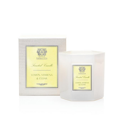 Antica Farmacista 9oz Candle - Lemon, Verbena & Cedar