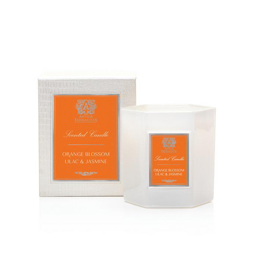 Antica Farmacista 9oz Candle - Orange, Blossom Lilac & Jasmine
