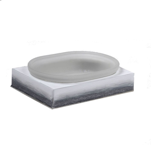 Mike & Ally Ombre Square Soap Dish