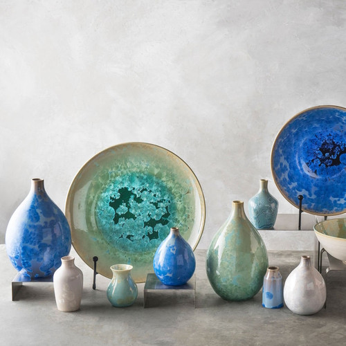 Simon Pearce Crystalline Collection