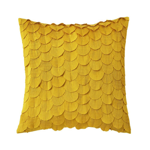Yves Delorme Ginkgo Decorative Pillow