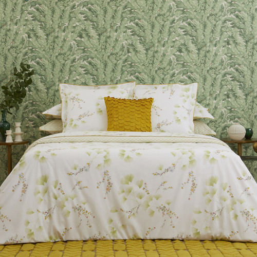 Yves Delorme Ginkgo Bedding Collection