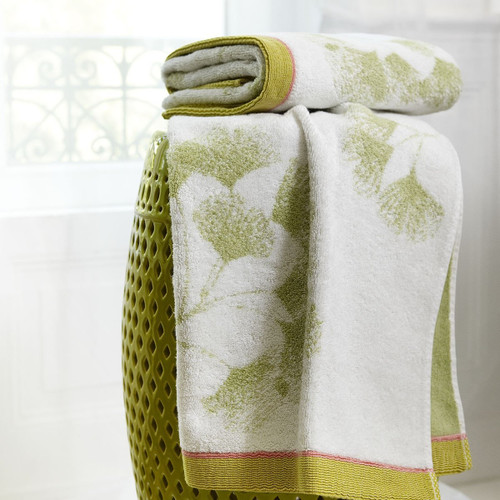 Yves Delorme Ginkgo Bath Towel Collection