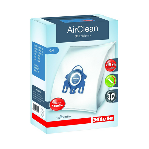 Miele GN AirClean 3D Efficiency Dust Bags