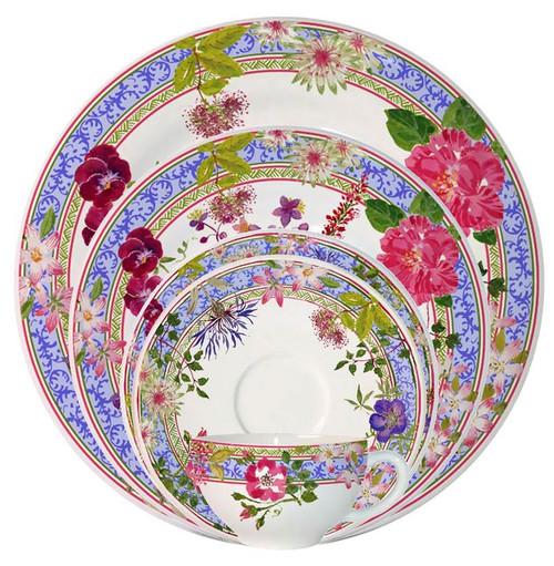 Gien Millefleurs Dinnerware Collection