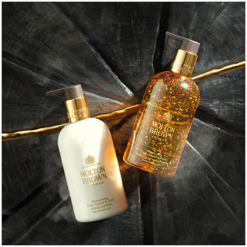 Molton Brown Mesmerizing Oudh Accord & Gold Collection