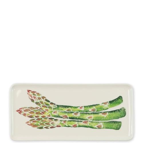 Vietri Spring Vegetables Small Rectangular Platter