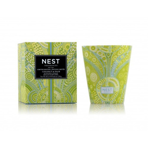 Nest Limited Edition Classic Candle - Coconut & Palm