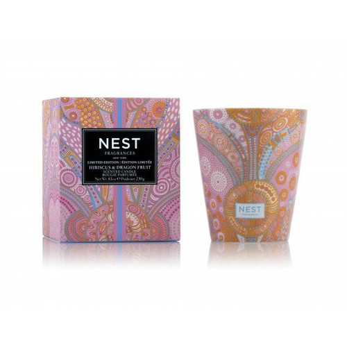 Nest Limited Edition Classic Candle - Hibiscus & Dragon Fruit