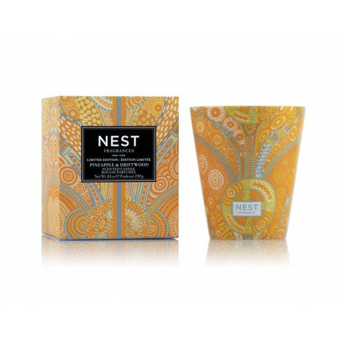 Nest Limited Edition Classic Candle - Pineapple & Driftwood