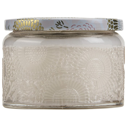Voluspa Japonica Panjore Lychee Small Glass Jar Candle