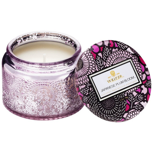 Voluspa Rose Collection Rose Colored Glasses Macaron Candle