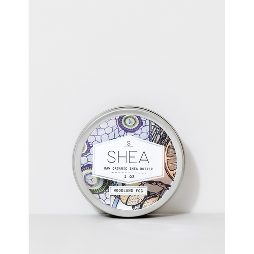 Shea Brand 1oz Woodland Fog Shea