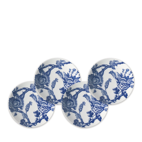 Caskata Acadia Blue Canape - Set of 4