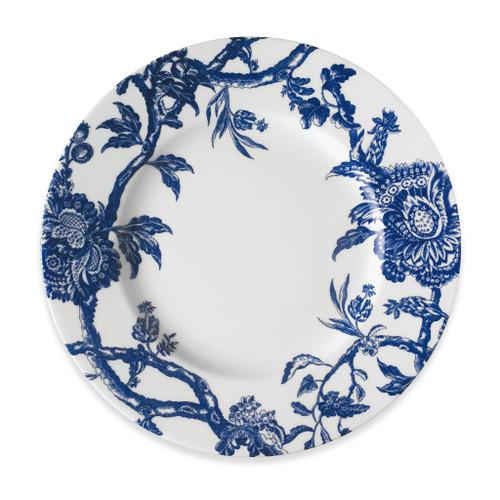 Caskata Arcadia Blue Rimmed Dinner Plate